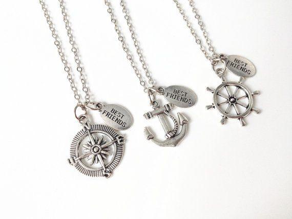 3 best friendsbff necklace for 33 best friend necklace by cloudbb