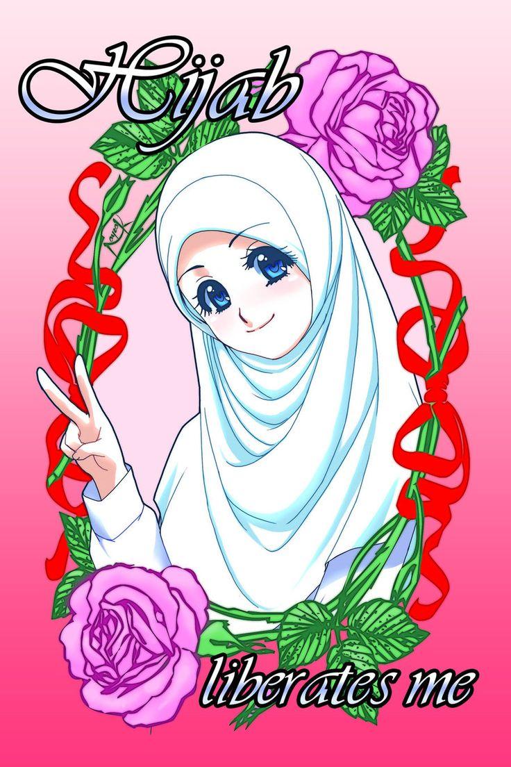 Hijab, A Liberating Choice by ~Nayzak on deviantART