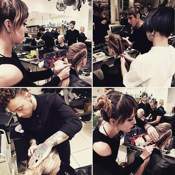 """Count Down... Save the date, September 25, Milan WELLA studio, h: 12.00, JAMES WORKSHOP COLLECTION A/W 2016-17  """"THE HAIR CORNER"""" #style #staytuned #countdown #nextweek #hairstyle #hairstylist #hair #work #workshop #image #newcollection #corner #instagood #inspiration #backstage #onstage #show #showtime #foryou #milano"""