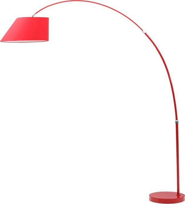 Verlichting Fancy II kan niet wachten om sfeer in uw huis te brengen. De gebogen standaard leidt je naar het lichtpunt van Fancy. Fancy is een trendy vloerlamp en voelt zich snel thuis in uw woonkamer. De rode kap van Fancy II loopt een beetje scheef af, waardoor het een unieke uitstraling geeft aan uw interieur.