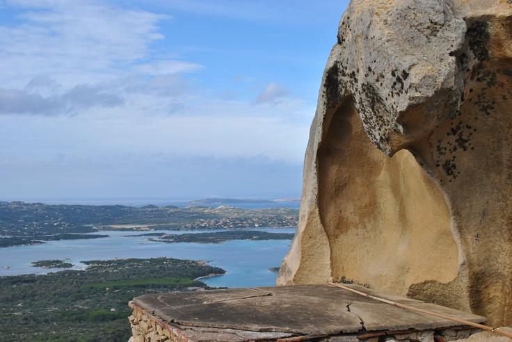 Caprera island. North Sardinia