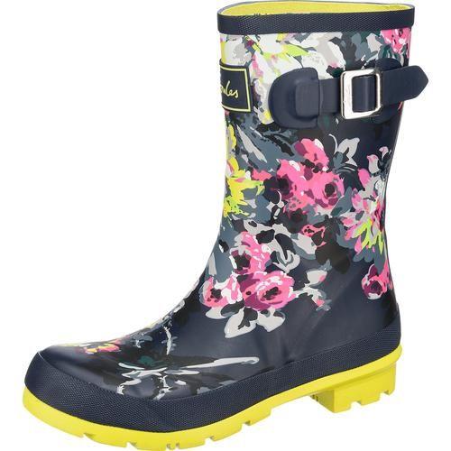 #Tom #Joule #Damen #Gummistiefel #MOLLYWELLY #mehrfarbig Die idealen Begleiter für graue Regentage: trockene Füße und perfekter Style! Genau der richtige Look, um in Pfützen zu springen!