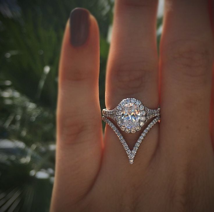 Interview With Social Media Manager - Daniella Capodilupo Of Raymond Lee Jewelers - round cut diamond ring with halo in white gold (wedding) engagement ring