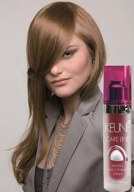 Сыворотка «Кератиновый комплекс»/ Keratin Smoothing Serum - необходимое дополнение к успешной линии «Кератиновый комплекс».  Это завершающий стайлинговый продукт, который придает приятную, гладкую текстуру волосам, а также поддерживает их оптимальное состояние и предотвращает сухость волос.  Сыворотка CareLine «Кератиновый комплекс» содержит активный кератин, масло Арганы и природные минералы.  - See more at…