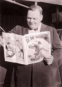 "Roscoe Conkling ""Fatty"" Arbuckle (March 24, 1887 – June 29, 1933) was an American silent film actor, comedian, director, and screenwriter. Starting at the Selig Polyscope Company he eventually moved to Keystone Studios where he worked with Mabel Normand and Harold Lloyd."