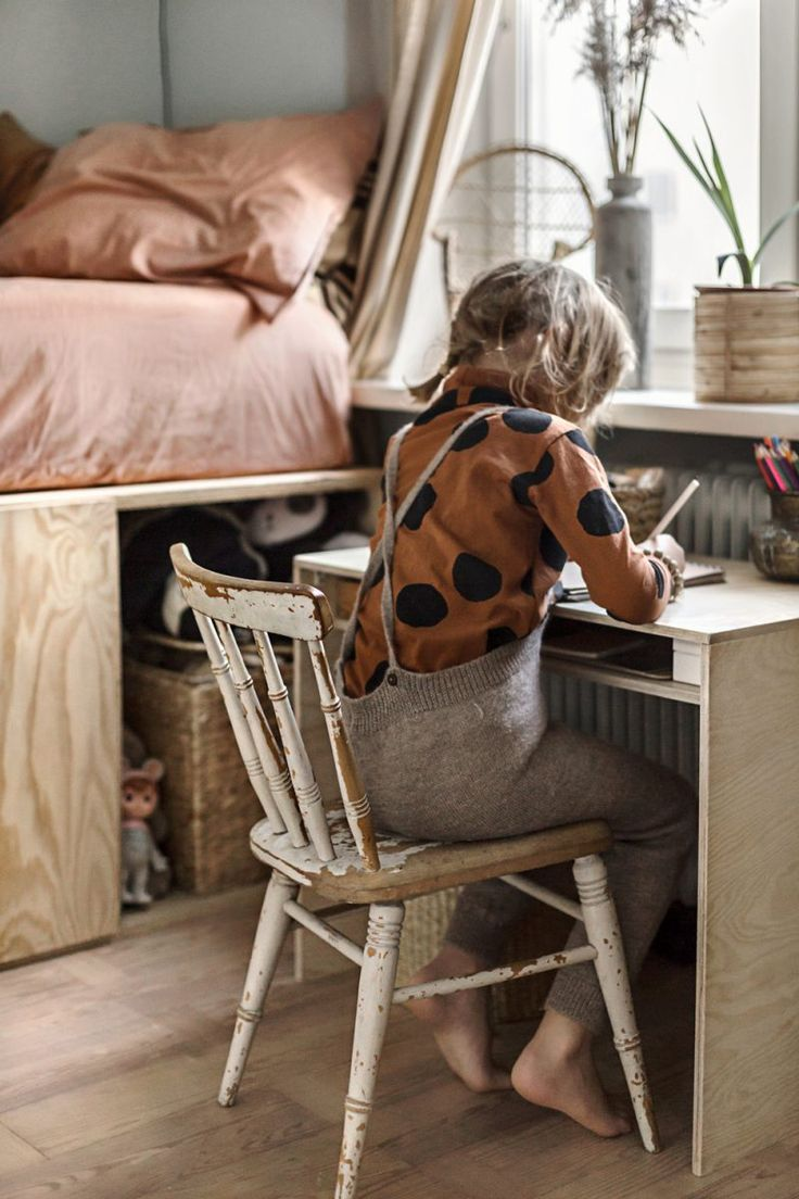 The Beautiful, Charming and Stylish Bedroom of Sonny Lou – NordicDesign