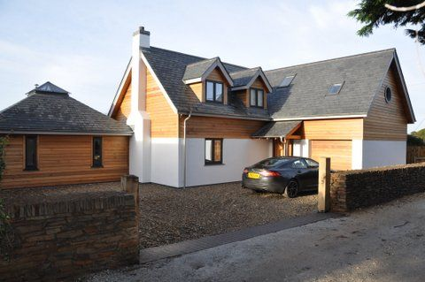 Bennetts Timber Recent Timber Cladding Projects