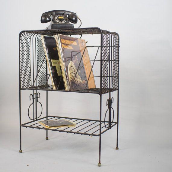 73 best images about vinyl records storage on pinterest. Black Bedroom Furniture Sets. Home Design Ideas