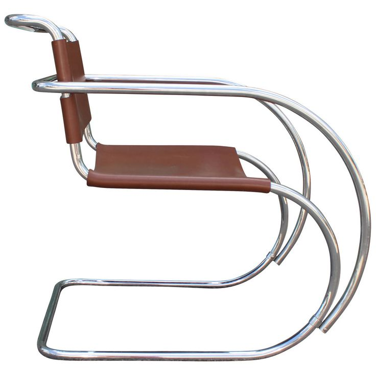 MR 20 Bauhaus Chair by Ludwig Mies van der Rohe image 4