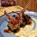 I never grew up on lamb but that hasn't stopped me from cooking or eating them. I hope you enjoy my version of bbq lamb and grits.  BBQ Lamb Chops with Smoked Gouda Cheese BBQ Lamb Chop…