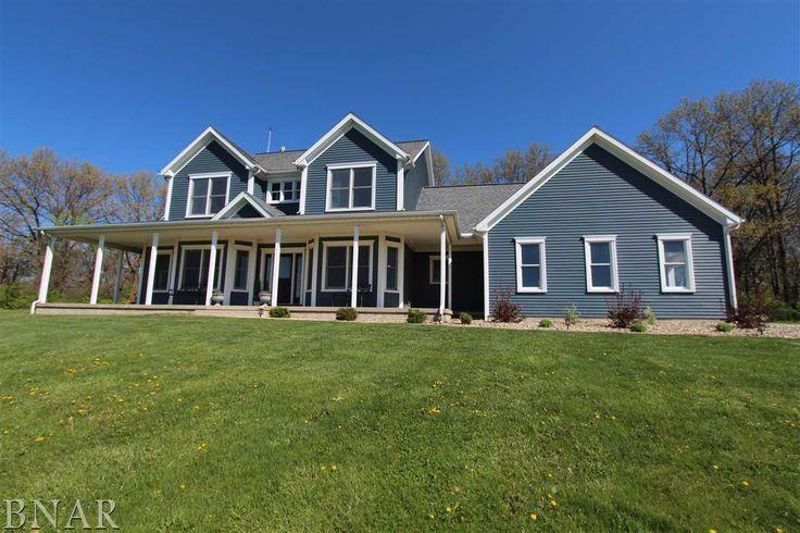 For sale $349,900. 10821 Corner Post Road, Clinton, IL 61727