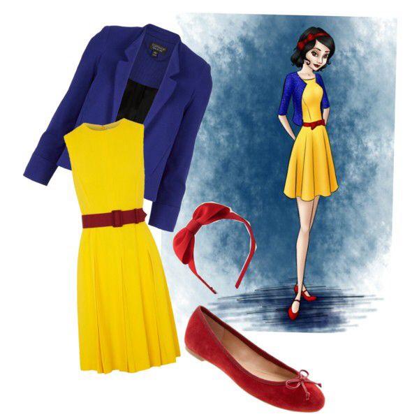 Dress up Disney Snow White