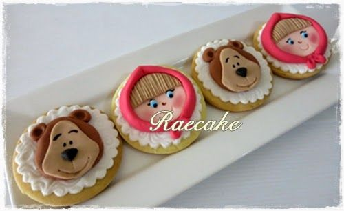 masha and the bear cake - Google-søgning