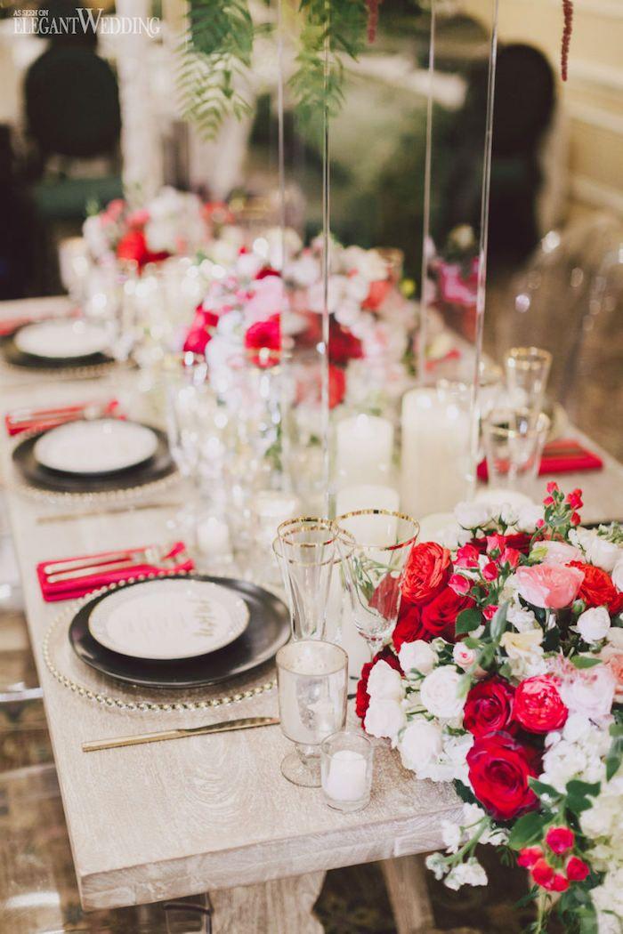 1001 Ideen Fur Eine Bezaubernde Hochzeitstischdeko Feste