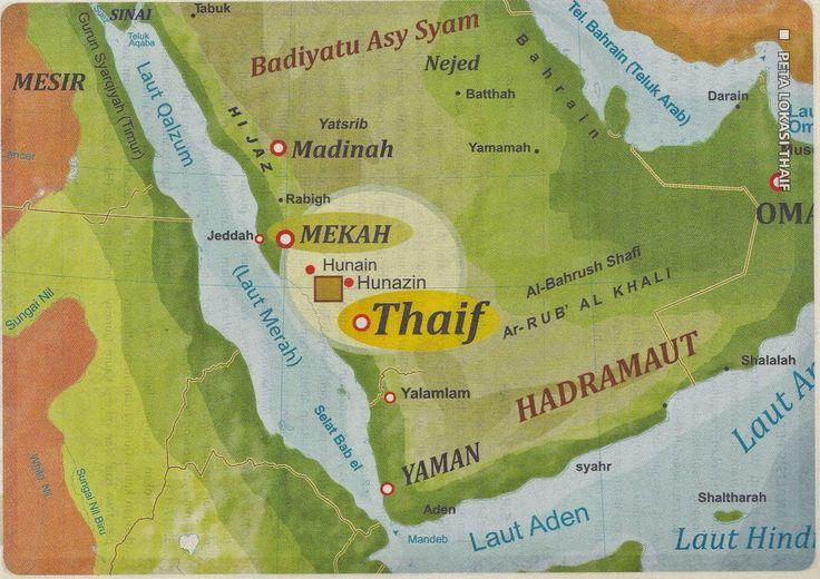 El Conquistador: Perang Hunayn dan Tha'if