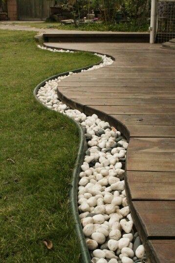 nice garden idea