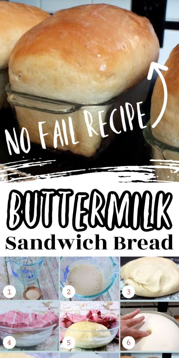 Homemade Buttermilk Bread Recipe With Honey Recipe In 2020 Buttermilk Bread Honey Recipes Honey Buttermilk Bread