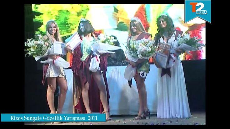 Rixos Sungate Güzellik Yarışması  2011  final