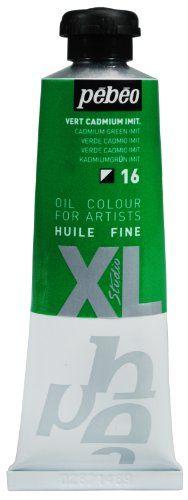Pebeo Studio Xl Fine Oil 37-Milliliter, Cadmium Green Hue Pebeo http://www.amazon.com/dp/B00266DE3G/ref=cm_sw_r_pi_dp_gKG-wb1BTVQ82