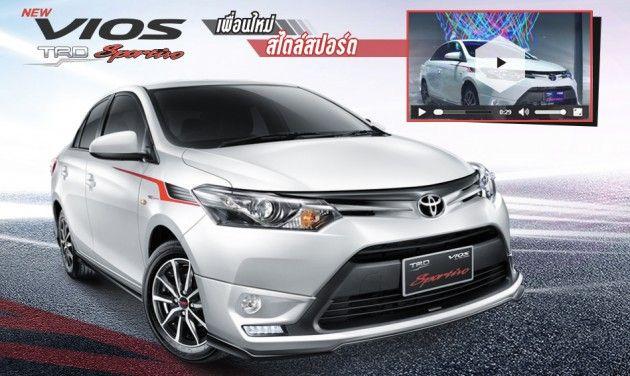 Toyota Vios Thailand Mengusung Mesin Baru, Bagaimana Dengan Vios Indonesia - http://bintangotomotif.com/toyota-vios-thailand-mengusung-mesin-baru-bagaimana-dengan-vios-indonesia/