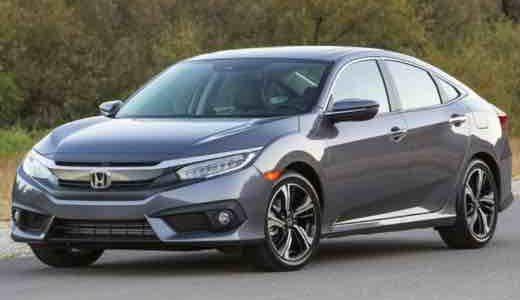 2019 Honda Civic Hatchback Automatic 2019 Honda Civic Hatchback