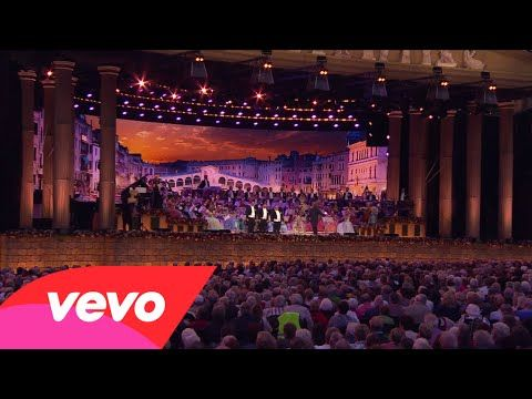 André Rieu, Johann Strauss Orchestra - Non Ti Scordar Di Me ft. The Plat...