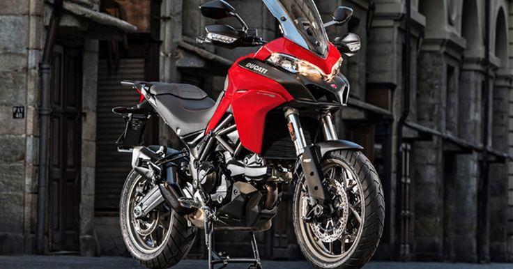 Ducati apresenta inédita Multistrada 950 com 113 cavalos de potência