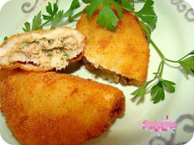 Receitas - Rissóis de atum - Petiscos.com