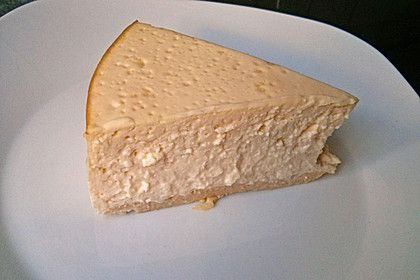 Low Carb New York Cheesecake - fast ohne Kohlenhydrate