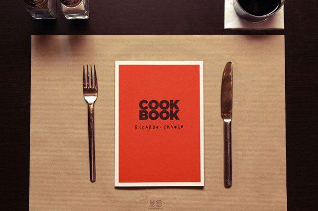 Cookbook Magazine de Ricardo Cavolo | Hypeyou!