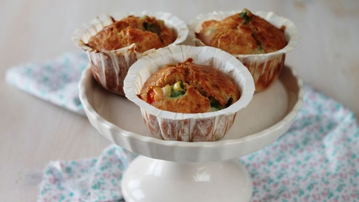 muffins salati alle verdurine di stagione