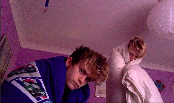 Conner and Tristan <3 The Vamps