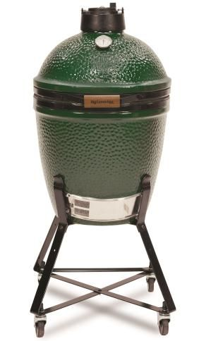 Big Green Egg Medium Charcoal Smoker/Grill: Big Green Egg - Medium
