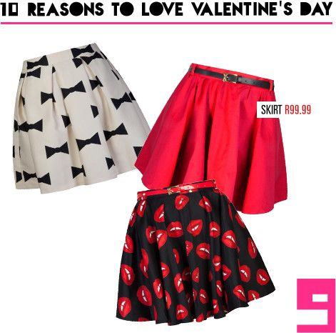 Reason 9: Pretty in print  Shop hot plain and print skirts in-store and online now at www.mrp.com