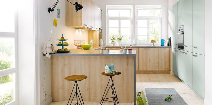 30 besten Немецкие кухни Schuller Bilder auf Pinterest | Küchen ...