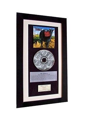#Blink 182 dude ranch #classic cd #album quality framed!!,  View more on the LINK: http://www.zeppy.io/product/gb/2/401028433382/