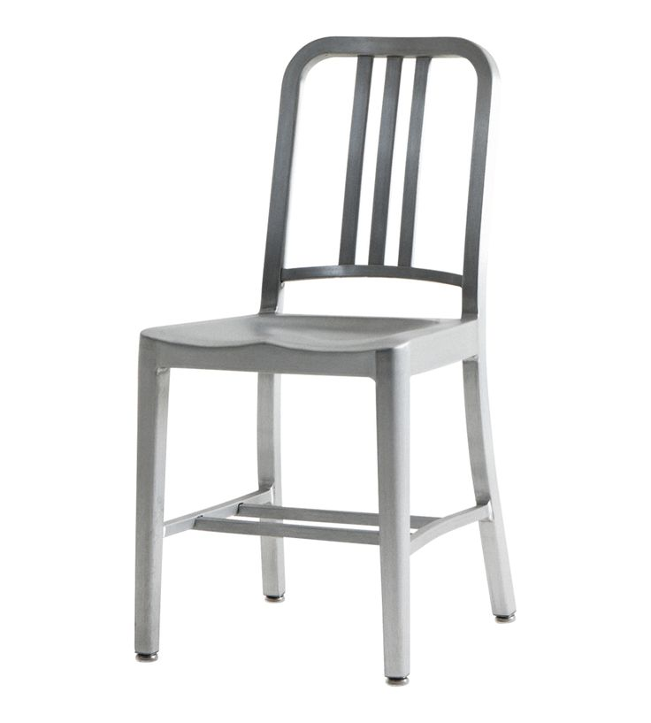 1006 CHAIR NAVY By Emeco, Aluminum. The US Navy Chair. I Would Have