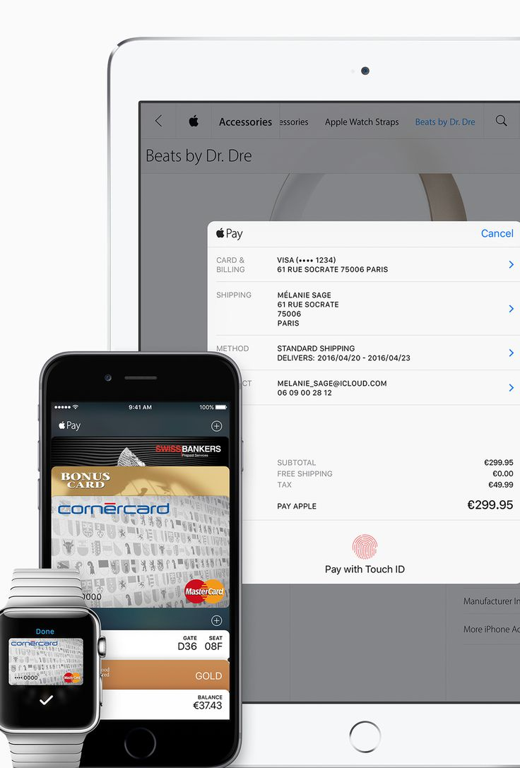 France is the eighth country to get Apple Pay