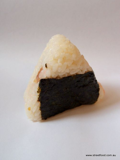 Spam onigiri $2 from Combini 8 in Pittsway Arcade. A true better-than-it-should-be snack.