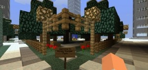 Download and play the Minecraft world that we created.Geek Stuff