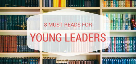 8 Must-Reads for Young Leaders - Punched Clocks