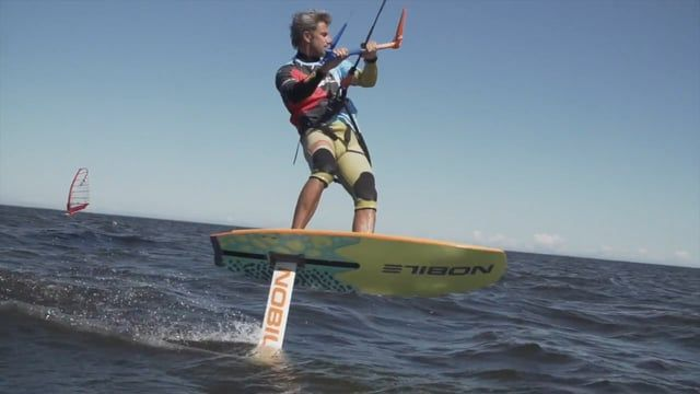NOBILE ZEN HYDROFOIL Probably the most advanced and tested aluminium-carbon…