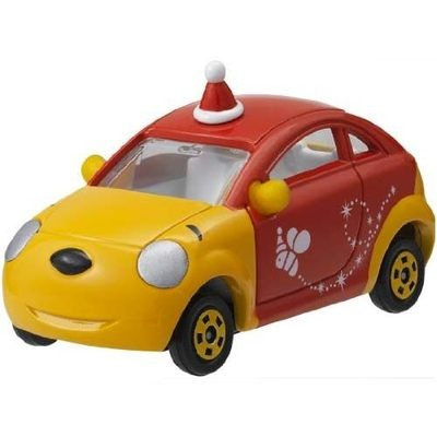 Takara Tomy Tomica Disney Motors Winnie Pooh Corotto Christmas Limited New DM03 | eBay