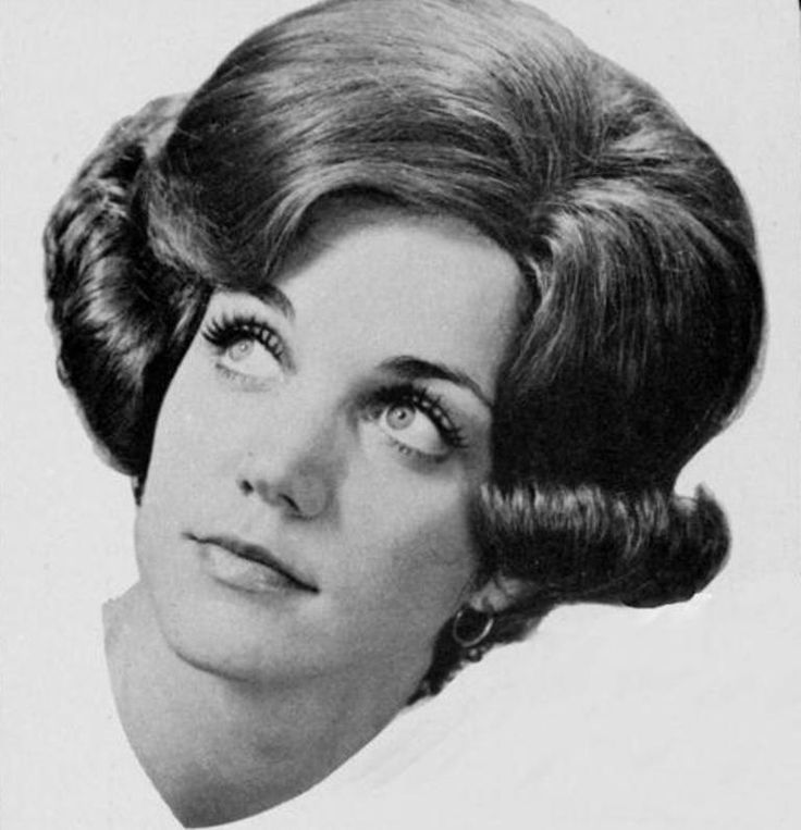 1950s Prom Hairstyles: 17 Best Images About Hairstyle 1950s And 1960s On