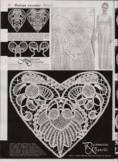 Tina's handicraft : irish lace