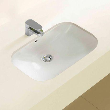 Vasque à encastrer par le dessous 56x40cm NEXUS CPS Sélection