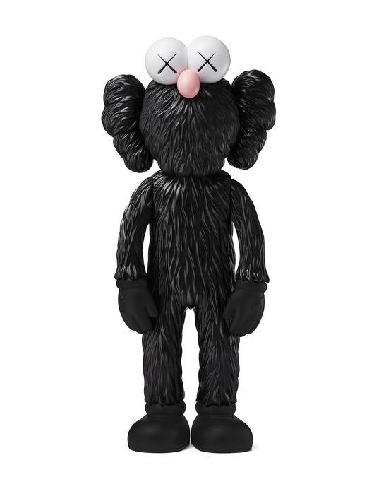 Kaws BFF Black (2017)