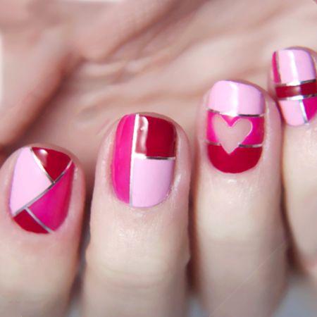 47 best Valentine\'s Day ♥ images on Pinterest | Make up, Makeup ...