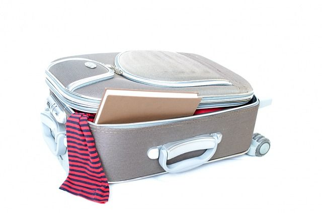 packing tips - check out today's blog post for ways to hack that suitcase space