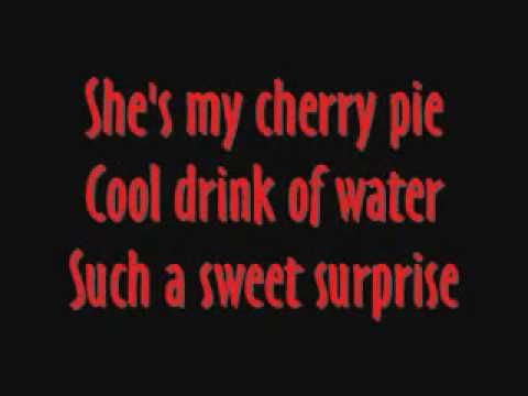Warrant - Cherry Pie (with lyrics)    NaNoWriMo, Day 1 -- MC Song